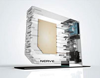 NERVE - FUTURE NEURAL WORKSTATION CONCEPT