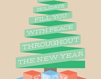 Holiday Digital Greeting Card