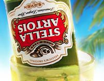 """Gráfica """"Mojito Stella Artois"""" • Stadium Bar"""
