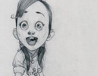 365 sketches - December 2013 - selection