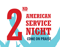 2º American Service Night