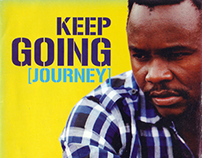 Keep Going CD Album Artwork