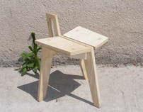 Kolibri stool