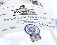 Stumbras Vodka Premium Organic