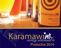 Karamawi productos 2014