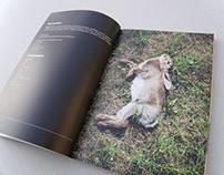 Biodroom Book design