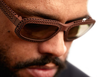 Hatch - 3d printed sunglasses for Eyewear Kit