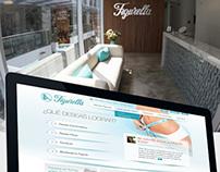 Diseño de Figurella Perú Website