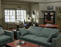 Seinfeld apartment