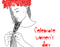 Women's Day Cause Temporary Tattoos