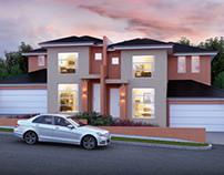 Houses in Australia