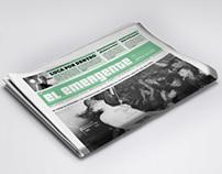 El Emergente  |  Newspaper