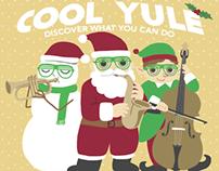 On The Edge Christmas flyer