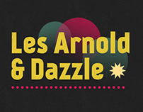 """Les Arnold & Dazzle"" Website"