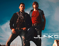 Advertising photography clothing store JUNKER.