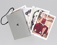 Ali Sharaf Promotional Mailer
