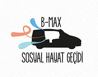 FORD B-MAX SOSYAL HAYAT GEÇİDİ