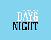 Two in One Poster for Midnight Music