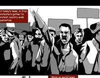 Zombie comic Pg 1.