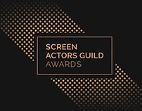 SAG Awards Rebrand