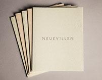 NEUEVILLEN XIX - branded spaces