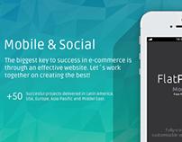 Flat UI | Agency Concept