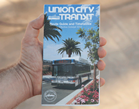 Union City Transit Map