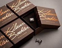 Klauss Boehler |Branding