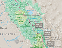 A Thru Hike on the Pacific Crest Trail