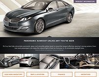 Robinson Brothers Lincoln Landing Page