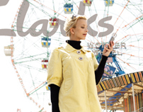 Clarks Retail Campaign - Fall 2008