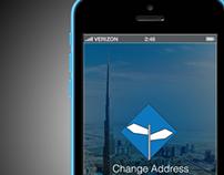 Change Of Address App   Dubai