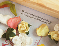 Creativity Blossoms Floral Workshop