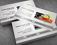 Kalponik - Buiness Card
