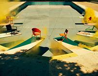 Elle Decor Smoking Pool
