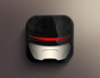 Robocop Evolution icon ios