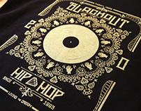 REVOLT CLOTHING x BLACKOUT HIP HOP