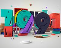 1991 - Typography