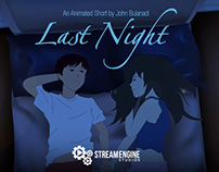 Last Night (Animated Short Film)