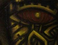 Dark Mask 01
