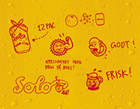 Soda brand Solo – bringing the icon back to life