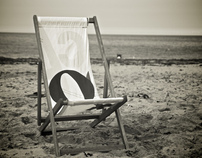 Limited edition Hope and Social deckchairs