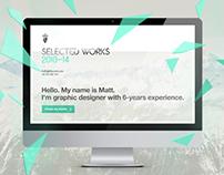 TheVaro.com - personal portfolio.