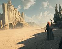 Kingdom of the desert