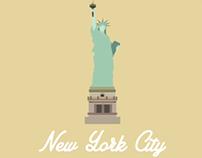 Iconic Cities of America