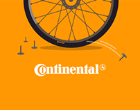 Continental X Pinterest