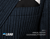Annual Report. LKAB Group. 2011