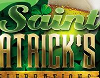 St. Patrick's Celebration Flyer