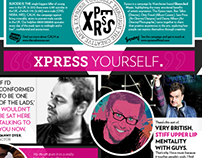 Xpress Campaign Poster