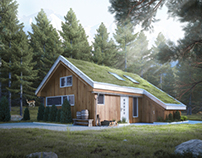 New Cabin House